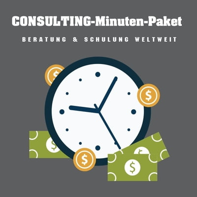 CONSULTING-Minuten-Paket variabel